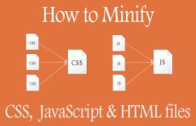 Giảm bớt HTML, CSS, và JavaScript