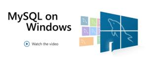 Hướng dẫn cài đặt và bảo mật MySQL trên Windows