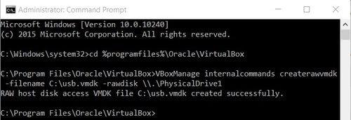Cách tạo ổ đĩa ảo Virtual Drive