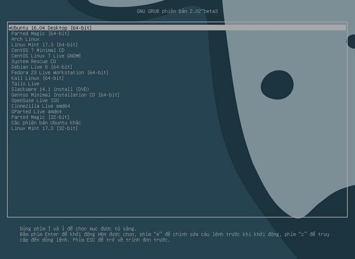 Tạo boot chuẩn UEFI với phân vùng NTFS và FAT32