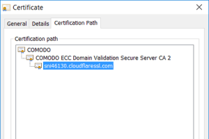 SSL Free của Cloudflare