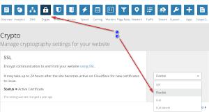 Hướng dẫn cài SSL free của Cloudflare cho website WordPress