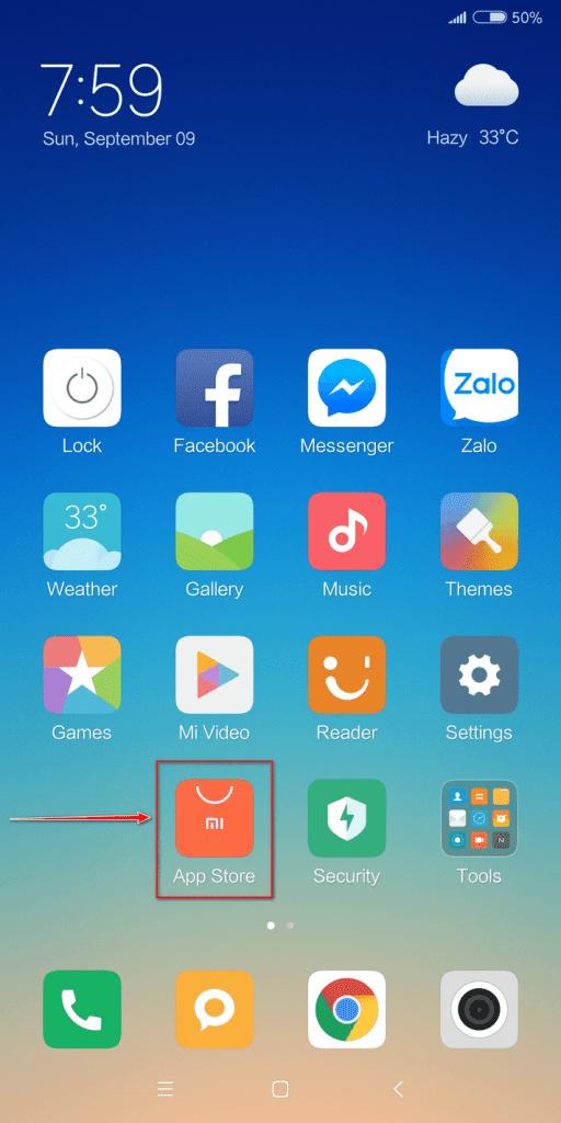 Cách cài CH Play cho Xiaomi